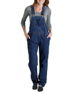 Dickies FB206 Women's Relaxed Fit Straight Leg Bib Overalls