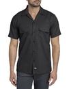 Dickies WS673 FLEX Slim Fit Short Sleeve Twill Work Shirt