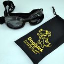 Doggles - Originalz Large Black Frame / Smoke Lens