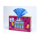 Doggie Walk Bags Classic Box Blue - Baby Powder - 70 Pop-Out Bags