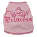 I See Spot Tank -Crown Princess -Pink - Medium