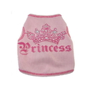 I See Spot Tank -Crown Princess -Pink - Small