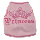 I See Spot Tank -Crown Princess -Pink - X Small