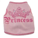 I See Spot Tank -Crown Princess -Pink - Xx Small