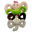 Jolly Pets A25 Tug-a-Mals - Frog - X-Large