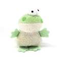 Multipet Look Who'S Talking For Cats (Plush Talking Animals) - Frog