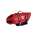 Paws Aboard WR1500 Neoprene Doggy Life Jacket - Red - L