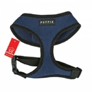 Puppia Harness - Soft Royal Blue Md