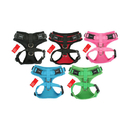 Puppia Harness - Rite-Fit Red Md