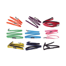 Puppia Lead - Two Tone Red Lg