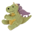 Quaker Pet Group D770639 goDog - Dragon Lime Green with Chew Guard 10