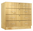 Diversified Woodcrafts 121-3622 4 Drawer 36W x 22D