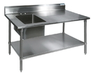 Diversified Woodcrafts 250491 Stainless Steel Sink
