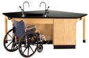 Diversified Woodcrafts 2946K-L-ADA Forward Vision Ada