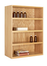 Diversified Woodcrafts 446-3616 Chemical Bookcase