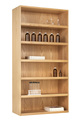 Diversified Woodcrafts 447-3616 Chemical Bookcase