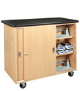 Diversified Woodcrafts 5201K Mobile Balance Storage Cabinet
