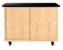 Diversified Woodcrafts 5301K Laptop Storage/Recharging Center