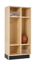 Diversified Woodcrafts BP-2415-51M Backpack Cabinet