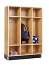 Diversified Woodcrafts BP-3615-51K Backpack Cabinet