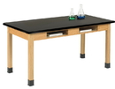 Diversified Woodcrafts C7101K34N Compartment Table