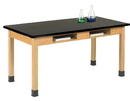 Diversified Woodcrafts C7101K36N Compartment Table, 24