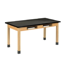 Diversified Woodcrafts C7106K34N Compartment Table