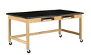 Diversified Woodcrafts C7112K30SC Compartment Table