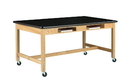 Diversified Woodcrafts C7121K30SC Compartment Table