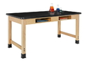 Diversified Woodcrafts C7161K30L Compartment Table