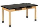Diversified Woodcrafts C7191K34N Compartment Table