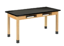 Diversified Woodcrafts C7304K34N Compartment Table