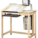 Diversified Woodcrafts CDTC-70 Drawing/Cad Table System Table Only