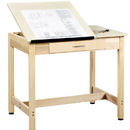 Diversified Woodcrafts DT-1SA30 Drafting Table - 36X24X30