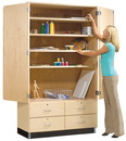 Diversified Woodcrafts GSC-8 General Storage Cabinet