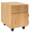 Diversified Woodcrafts M18-2422-H30K Storage Cabinet, 30