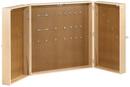 Diversified Woodcrafts MC-1 Wall Mounted Tool Storage Cabinet