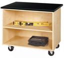 Diversified Woodcrafts MDC-2436C Mobile Demonstration Cabinet