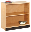 Diversified Woodcrafts OS-1403 Open Shelf Floor Storage Unit - 35