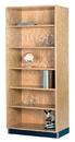 Diversified Woodcrafts OS-1419 Open Shelf Storage Unit - 84