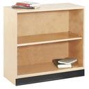 Diversified Woodcrafts OS-1705 Open Shelf Floor Storage Unit - 35