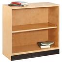 Diversified Woodcrafts OS-1706 Open Shelf Floor Storage Unit - 35