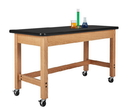 Diversified Woodcrafts P7101K30SC Plain Apron Table