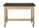 Diversified Woodcrafts P7101K36SC Plain Apron Table