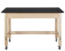 Diversified Woodcrafts P7102M36SC Plain Apron Table