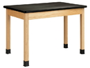 Diversified Woodcrafts P7161K36N Plain Apron Table