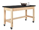 Diversified Woodcrafts P7301M30SC Plain Apron Table