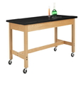 Diversified Woodcrafts P7901K36SC Plain Apron Table