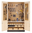 Diversified Woodcrafts TC-4810WT Woodworking Tool Storage Cabinet - 48