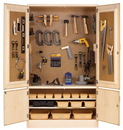 Diversified Woodcrafts TC-4812WT General Tool Storage Cabinet - 48